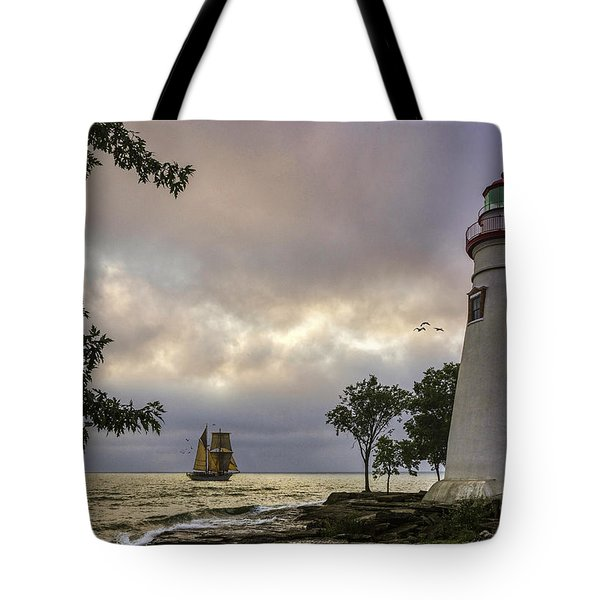 A Place To Dream Tote Bag by Dale Kincaid