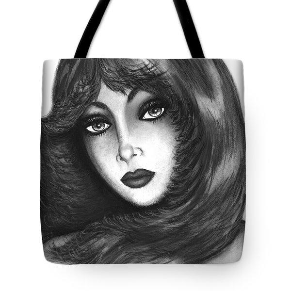 Alluring  Tote Bag