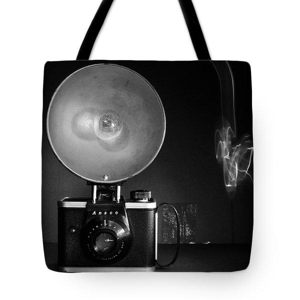 Ansco Camera Tote Bag