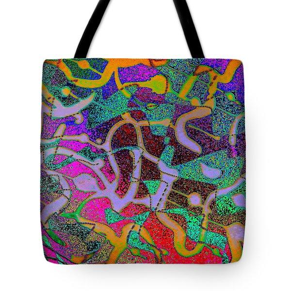 B.b. Three Tote Bag