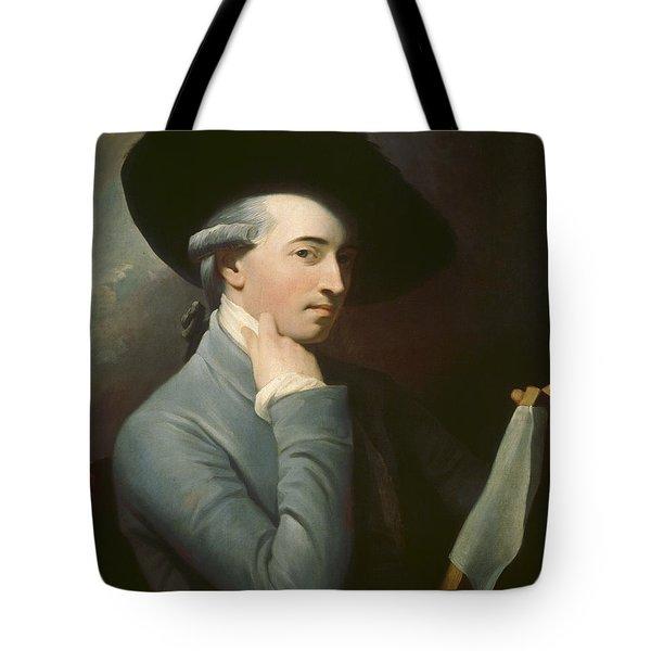 Benjamin West Tote Bag by Benjamin West