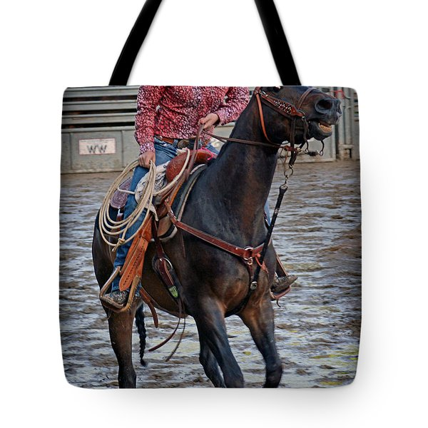 Breaking Of The String Tote Bag