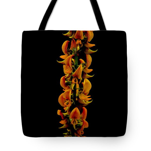 Bunch Of Flowers Tote Bag by Michelle Meenawong