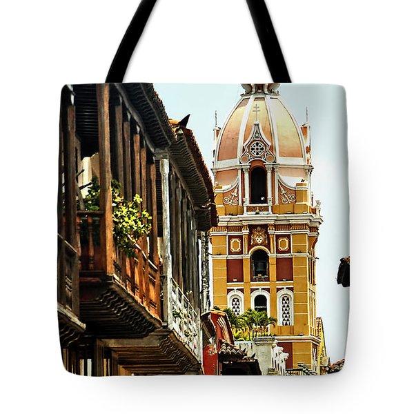 Cartagena - Colombia Tote Bag