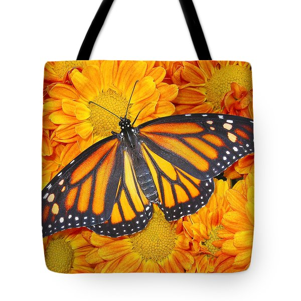 Color Matching In Nature Tote Bag