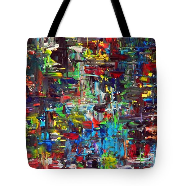 Colorfest Tote Bag