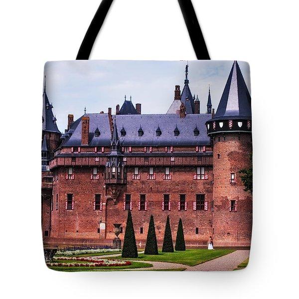 De Haar Castle 4. Utrecht. Netherlands Tote Bag by Jenny Rainbow