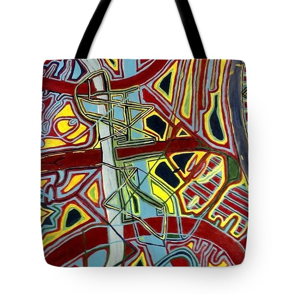 Edge Of The Universe Tote Bag