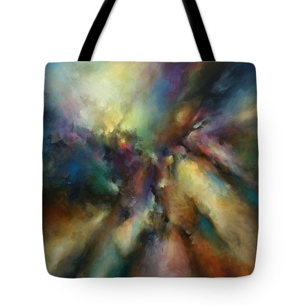 ' Endless Journey ' Tote Bag by Michael Lang