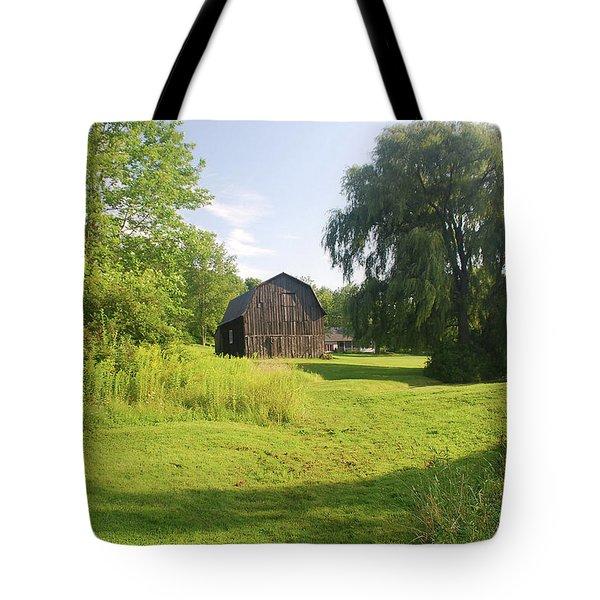 Evergreen Trails 7523 Tote Bag
