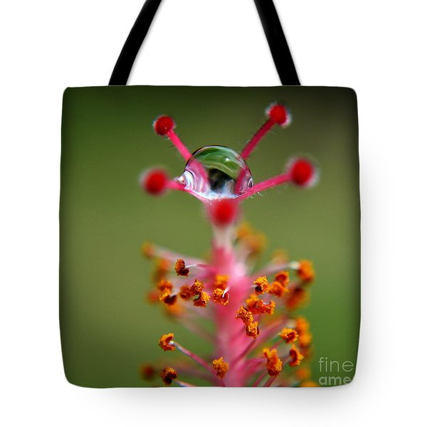 Eye Tote Bag by Michelle Meenawong
