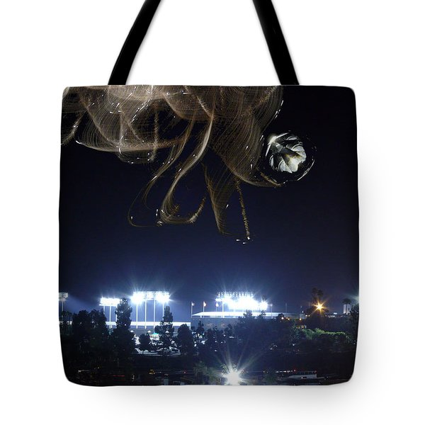 Fans From Space Tote Bag