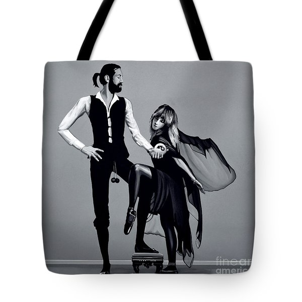 Fleetwood Mac Tote Bag