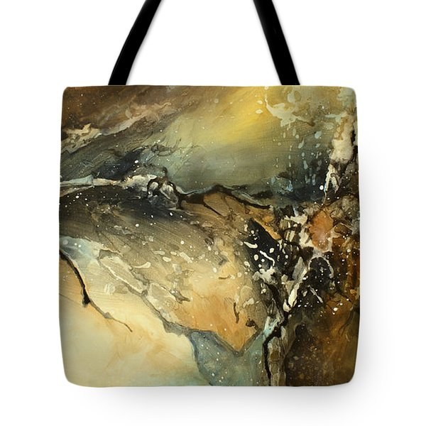 ' Fractured ' Tote Bag