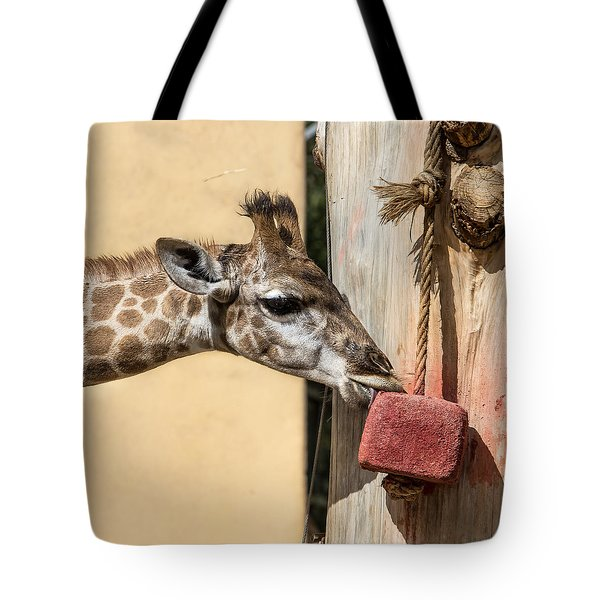 Tote Bag featuring the photograph  Gluttonous by Edgar Laureano