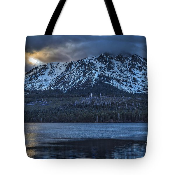 Tote Bag featuring the photograph  Good Old Tallac by Mitch Shindelbower