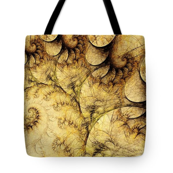 Idea Of A Tree Tote Bag