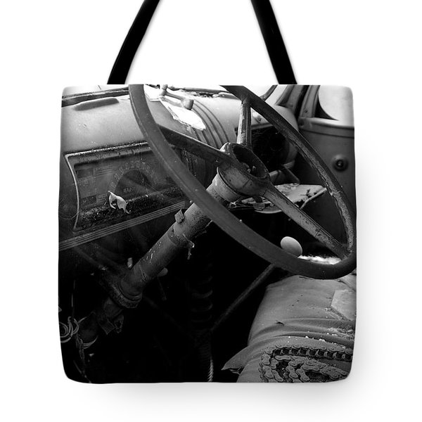Interiors Past Tote Bag by Randy Pollard
