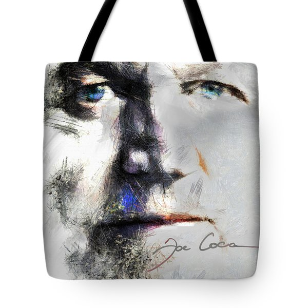 Joe Cocker - Hymn For My Soul     Tote Bag
