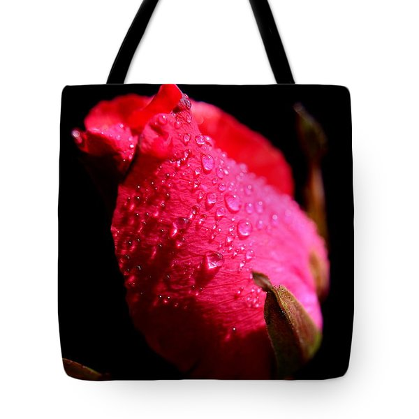 La Rose Tote Bag by Michelle Meenawong