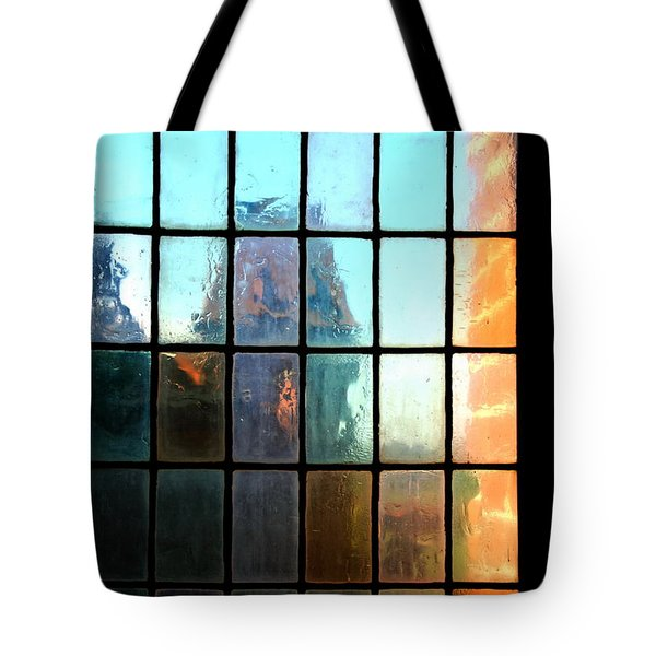 Tote Bag featuring the photograph  Malbork Castle Poland - Meditation by Jacqueline M Lewis