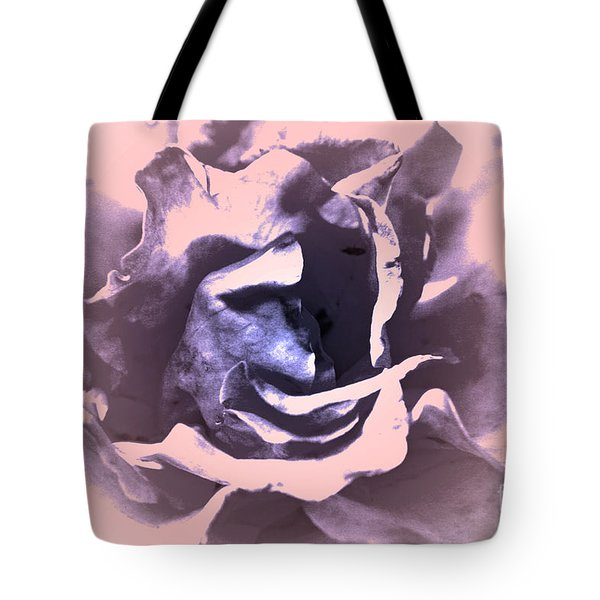 Mysterious Rose Tote Bag