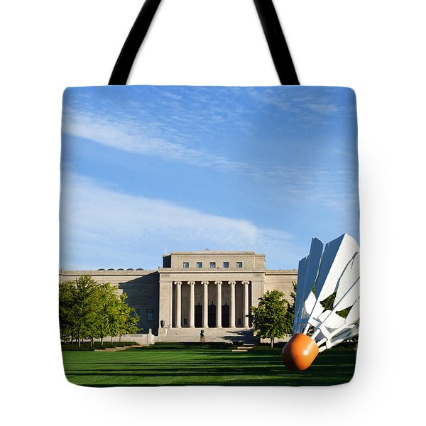 Nelson Adkins Art Museum Tote Bag