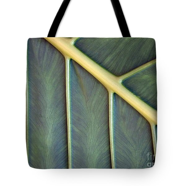 Nervures Tote Bag by Michelle Meenawong