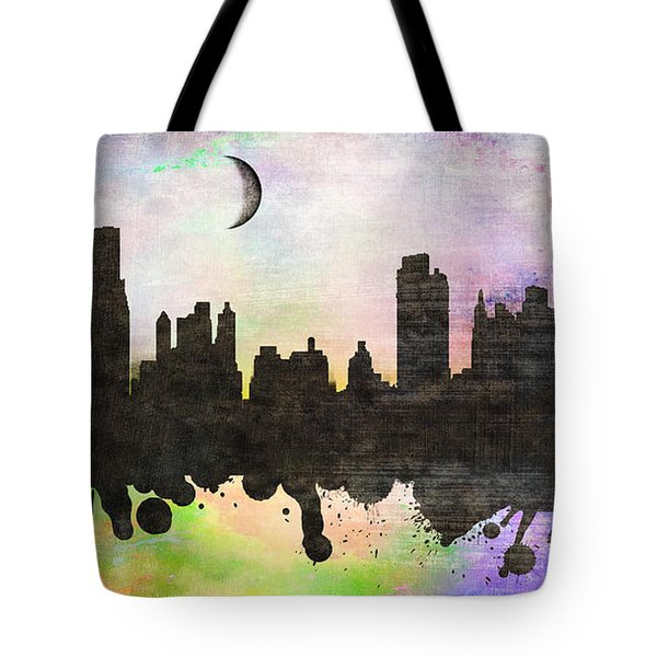 New York 6 Tote Bag
