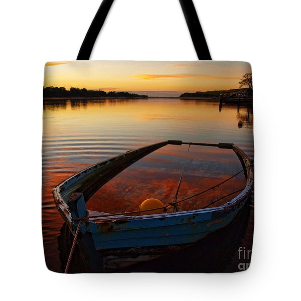 Tote Bag featuring the photograph  Ripples by Trena Mara