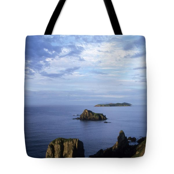 Russian Far East Tote Bag by Anonymous