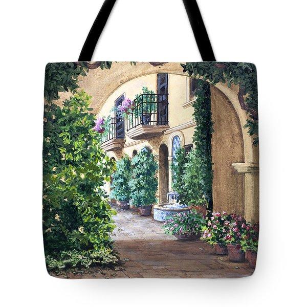 Sedona Archway Tote Bag