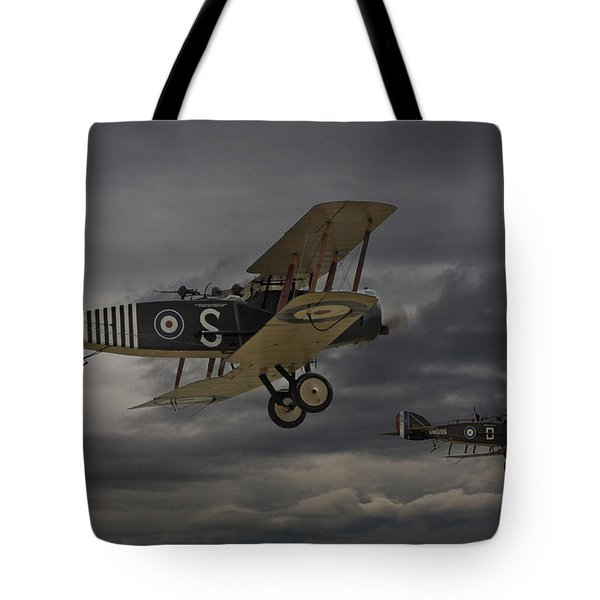 Show Me The Way Home Tote Bag by Pat Speirs