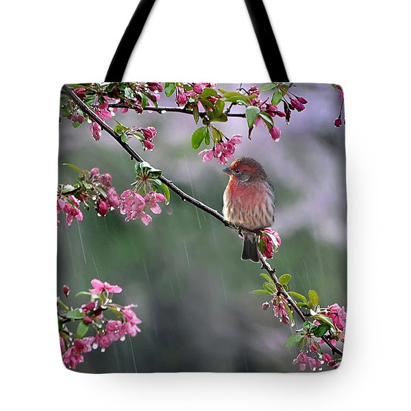 Singing In The Rain  2   Tote Bag