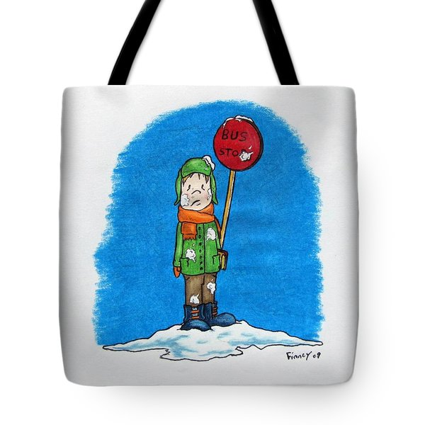 Snowballs Suck Tote Bag