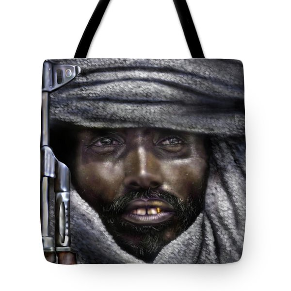 Somalia - How I Live  Tote Bag