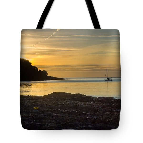 Sunrise Pendennis Point Tote Bag