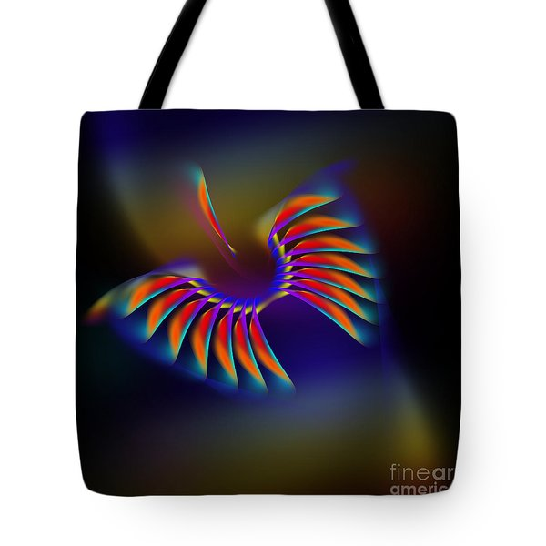 Terrestrial Flight Tote Bag