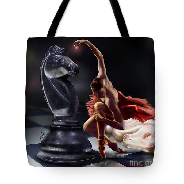 The Good Knights Tote Bag