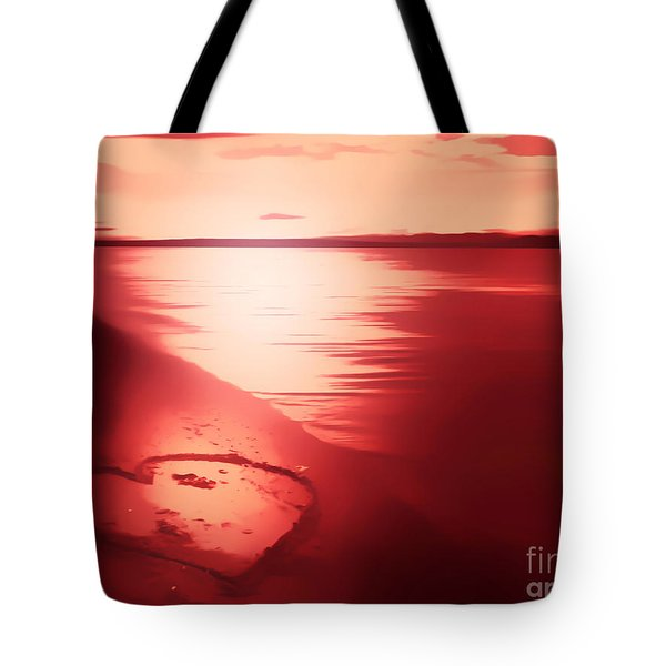 Tote Bag featuring the photograph  The Heart Of Edmonds Washington                                              by Eddie Eastwood