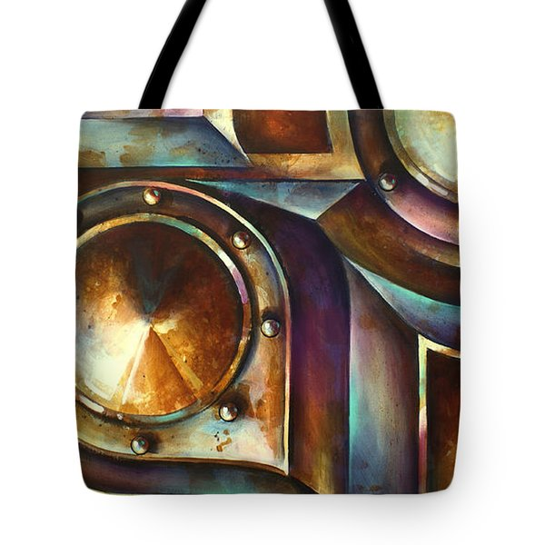 ' The Keep ' Tote Bag by Michael Lang