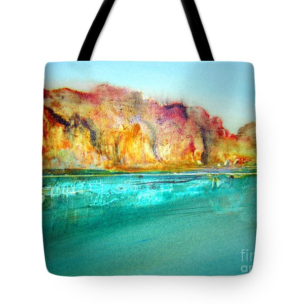 The Kimberly Australia Nt Tote Bag
