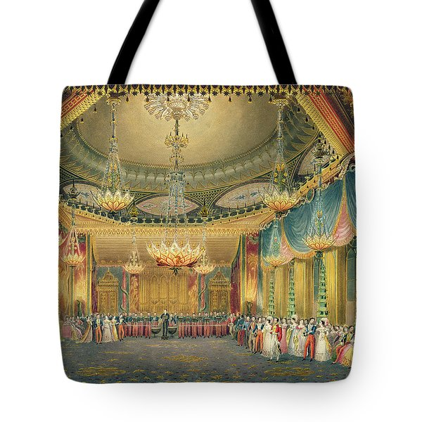 The Music Room Tote Bag by English School