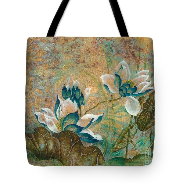 The Turquoise Incarnation Tote Bag