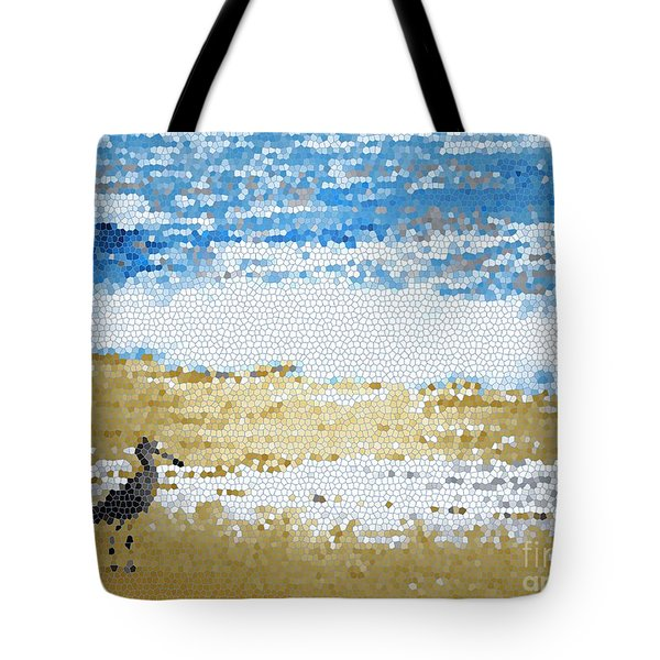 Thinking Of Summer Tote Bag