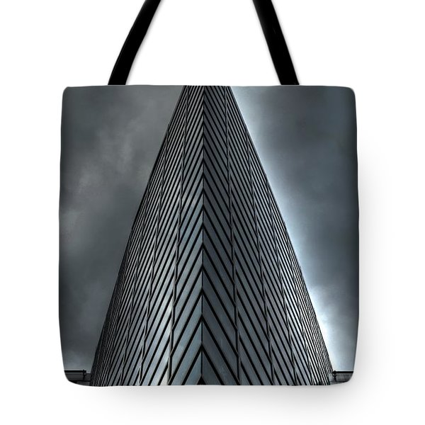 Windows Tote Bag by Michelle Meenawong