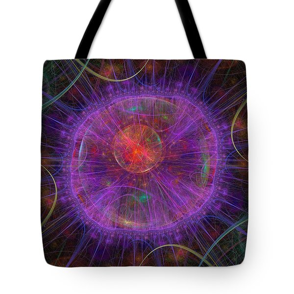 0001 Tote Bag by I J T Son Of Jesus