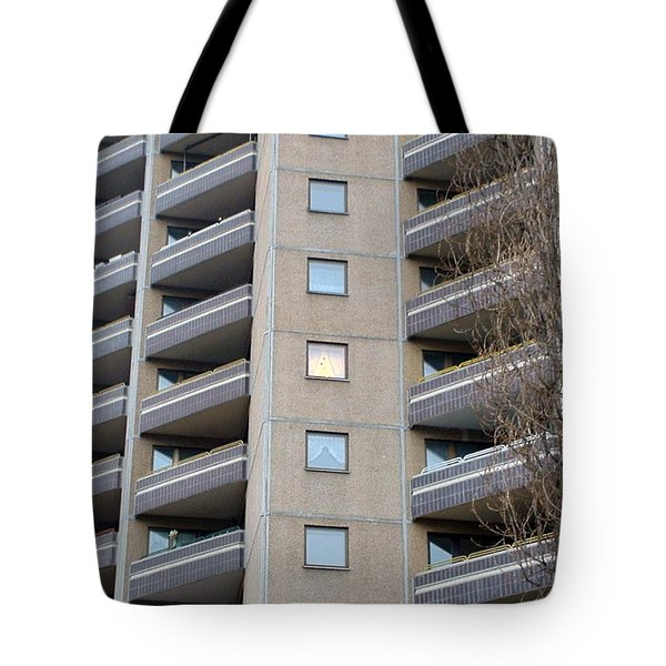 00010000 Housing Tote Bag
