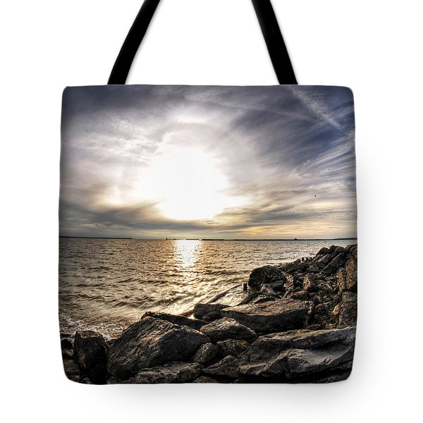 0011 Rest And Relax Series Tote Bag