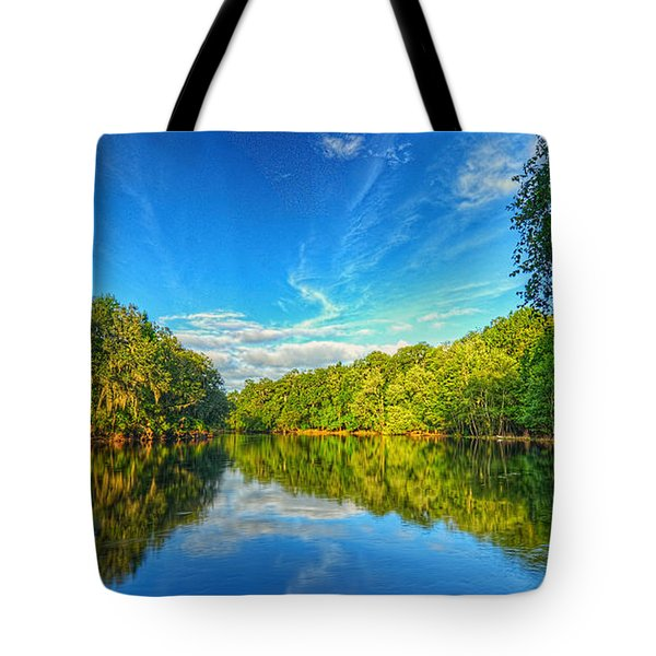 Tote Bag featuring the photograph 0018-24-142 by Lewis Mann